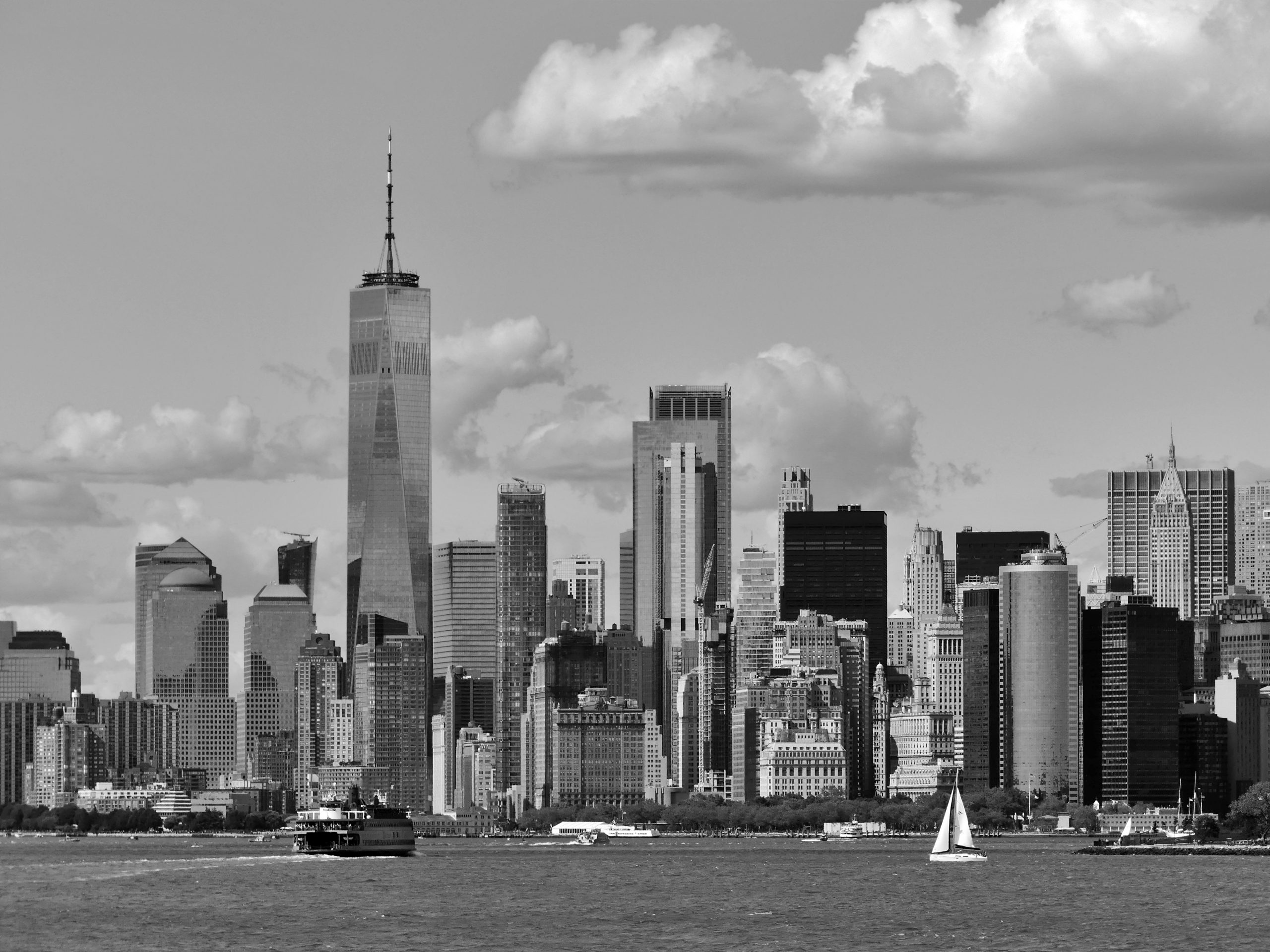 Skyline en Black & White. © Alex Y